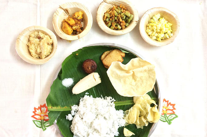 Explore South Indian Food in a Private In-Home Dining Experience in Alwarpet Chennai