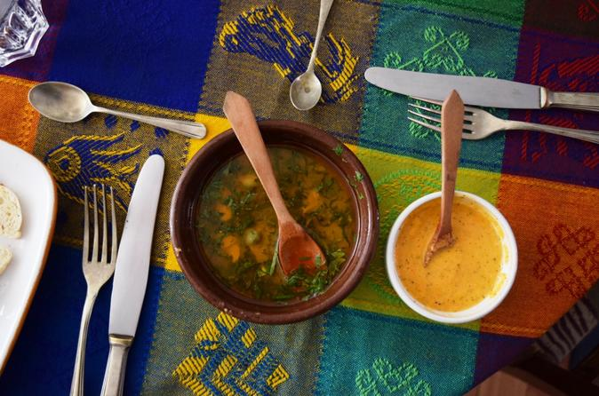 Learn to Cook a Traditional Chilean Meal with Local Artists in their Cozy Home