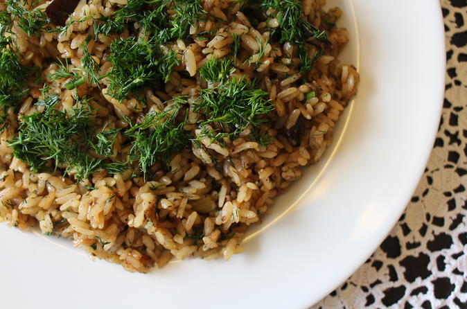 Learn to Cook Healthy Seasonal Turkish Dishes with a Local Home Cook in Istanbul