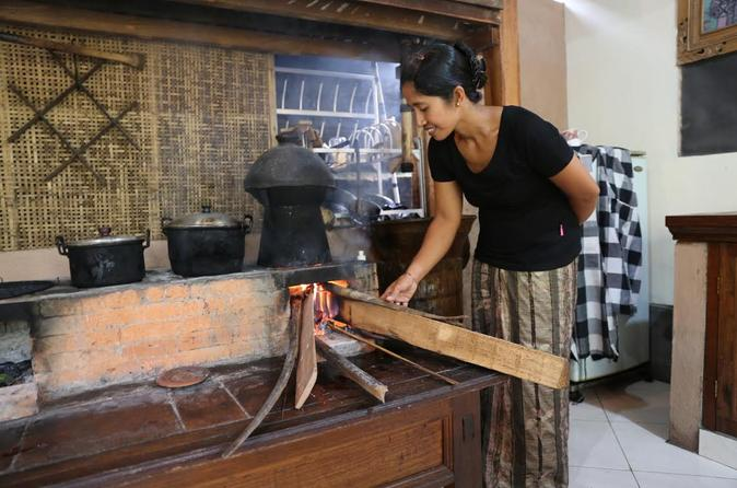 Private traditional balinese cooking class and garden tour in an ubud in ubud 190480