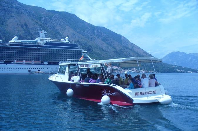 Kotor boat tour in kotor 206760