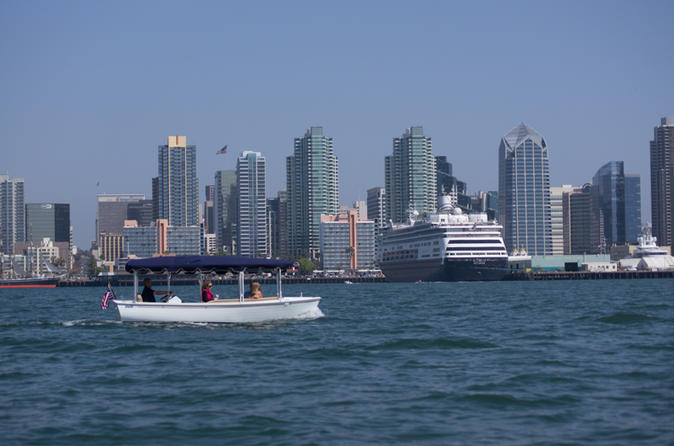 Shelter Island Resorts Bay Cruise from San Diego