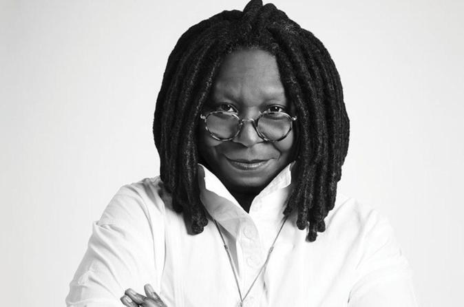 Whoopi Goldberg at Treasure Island Hotel and Casino