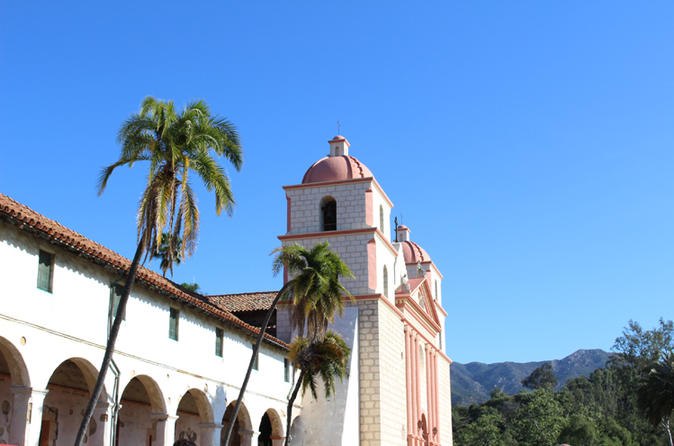 General Admission to Old Mission Santa Barbara