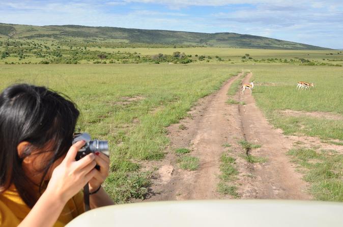 3 Days 2 Nights Amazing Masai Mara Safari