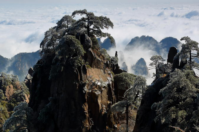 2-Day Private Trip to Huangshan and Hongcun from Shanghai with Accommodation