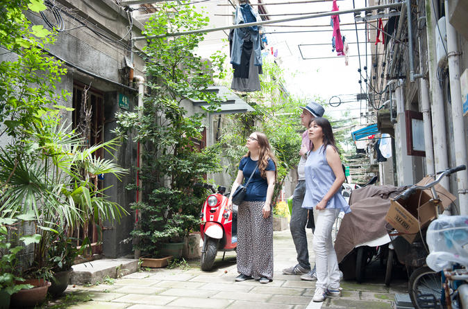 3-Hour Small Group Tour: Shanghai Old Town Discovery with Street Food Tasting