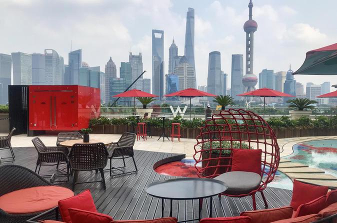 Luxury Bar Crawl in 5-star Hotel or Boutique Hotel