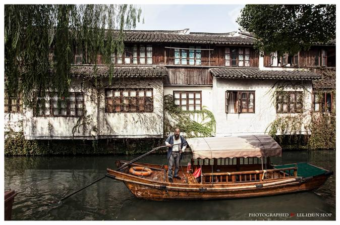 Private Tour: Suzhou and Tongli Water Village from Shanghai