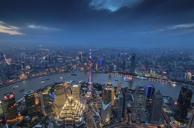 Ultimate 3 single days Explorer Package: Shanghai Hangzhou Suzhou Zhouzhuang or Tongli