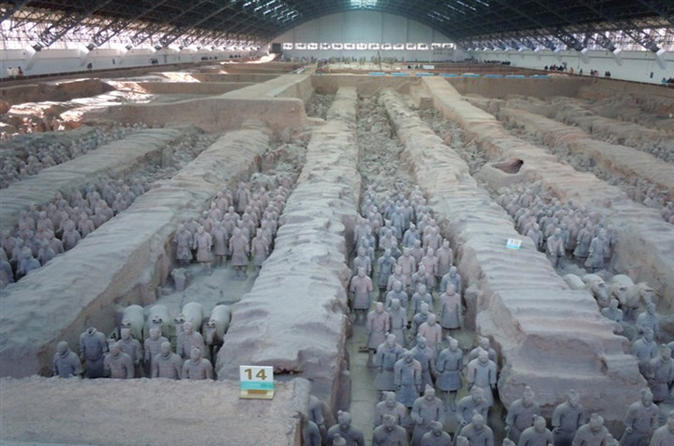 Private 2-Day Xi'an Tour Including Luxury Hotel from Beijing by High-speed Train