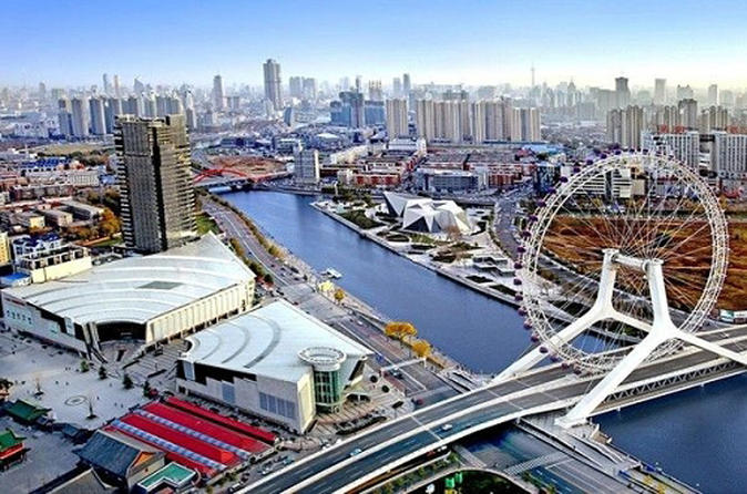 Private Tour: Explore the City of Tianjin by Train from Beijing