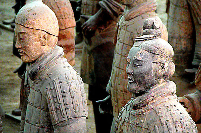 Xi'an Full-Day Trip: Terracotta Warriors and Horses Museum and Xi'an Museum