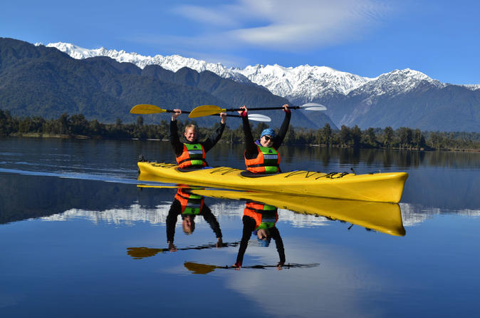 Kayak Adventure from Franz Josef Glacier
