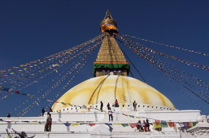 4 Day Kathmandu Tour