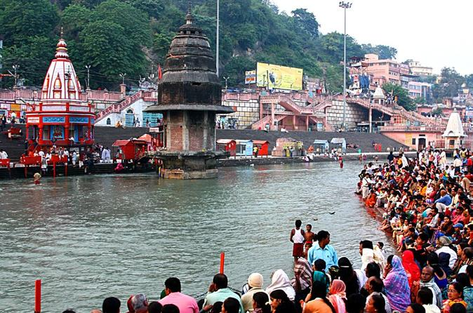 4 Day Haridwar And Rishikesh Tour From Delhi