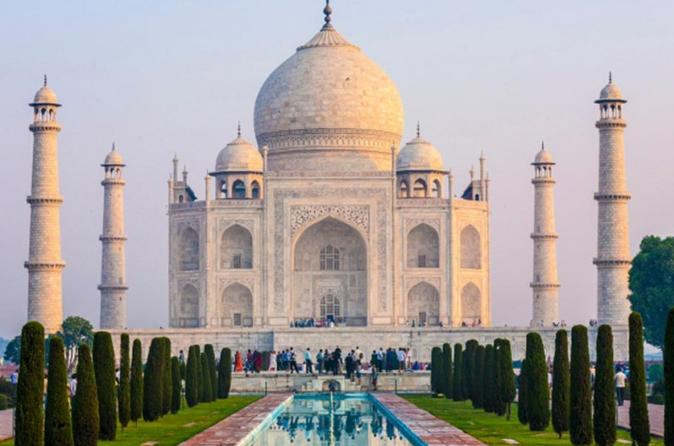 5 Day Golden Triangle Tour From Delhi By Private Car
