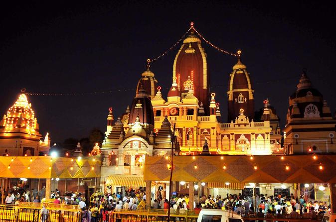 Delhi by Evening Tour