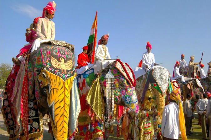 Private Jaipur Sightseeing Full-Day Tour