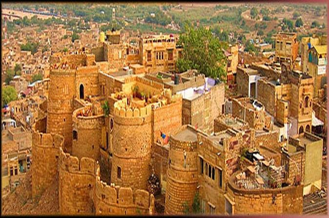 7 day journey from desert to pristine lakes including dinner with in jodhpur 208273