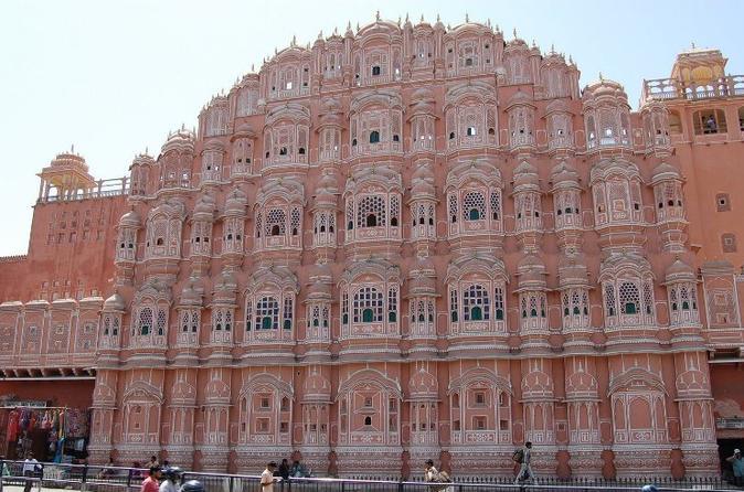 Excursão diurna turística de Jaipur