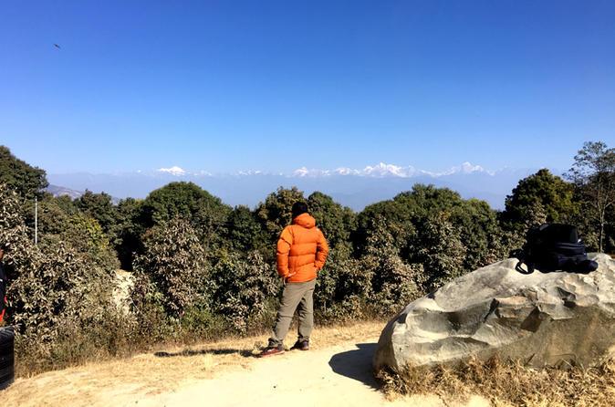 Dhulikhel to Namo Buddha Easy Day Hiking from Kathmandu