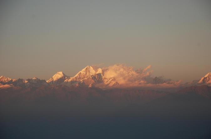 Nagarkot Sunrise View and Day Hiking from Kathmandu