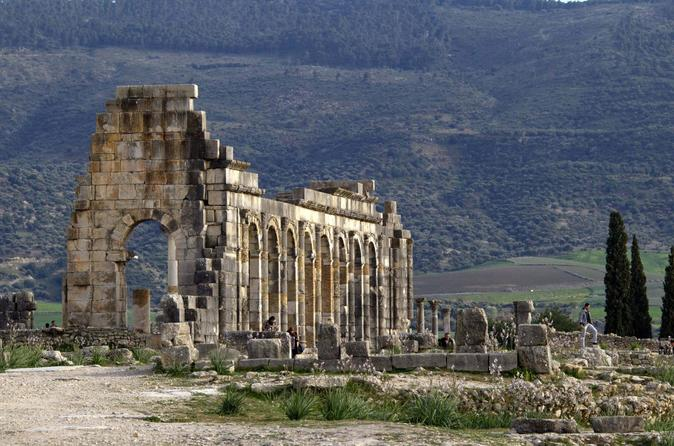 Private tour meknes and volubilis day trip from fez in fez 194584