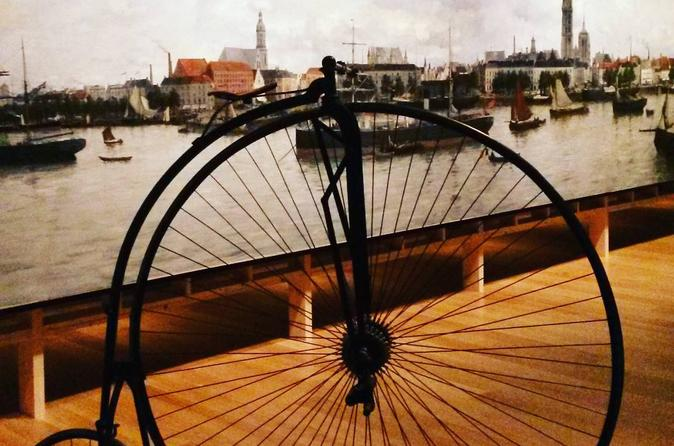 2 hour bike tour of antwerp in antwerp 252815