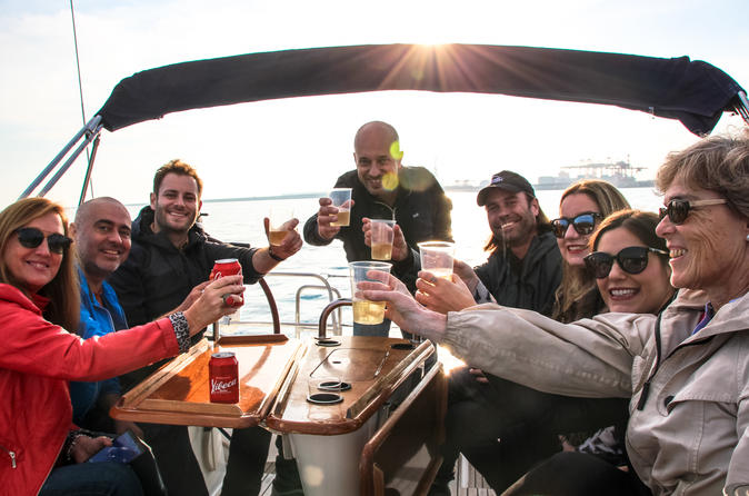 Sailing Experience from Port Vell in Barcelona Spain, Europe
