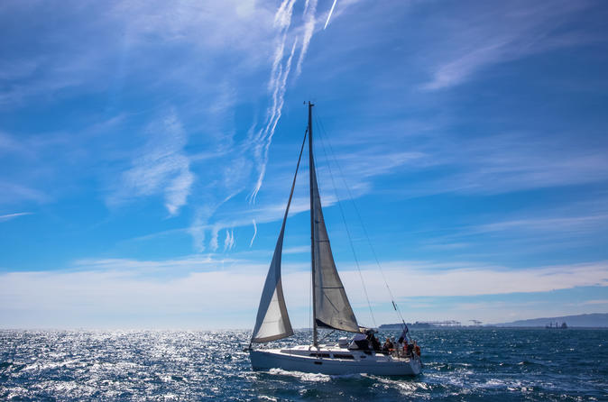 Sailing Experience from Port Vell in Barcelona with Optional Brunch