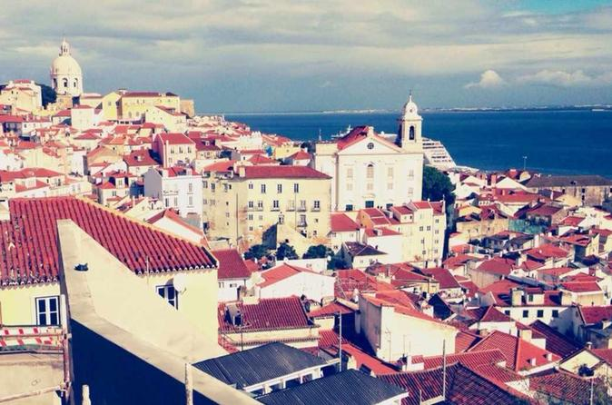 Half-Day Historical Lisbon Walking Tour with LGBT Small Group