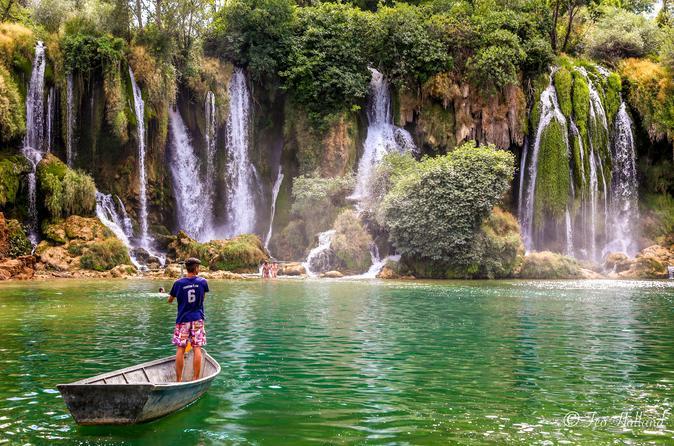 Waterfalls Tour Kravice And Kocusa Waterfalls With Herzegovina Village - Dubrovnik