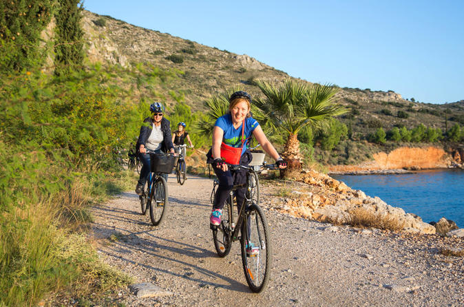 Peloponnese Walking & Biking Tours
