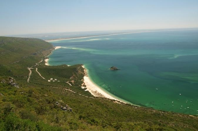 Arrábida Portugal's Natural Wonder with Wine Tastings Private Guided Tour