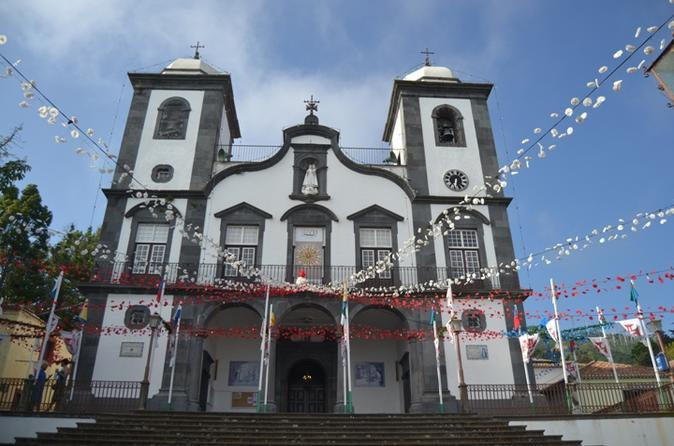 Best of Funchal Private Tour