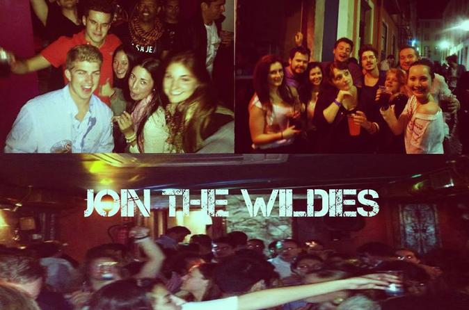 Lisbon Wild Pub Crawl