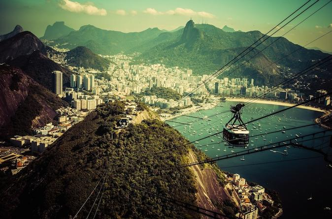 Private Tour: Rio de Janeiro Customizable Sightseeing Experience