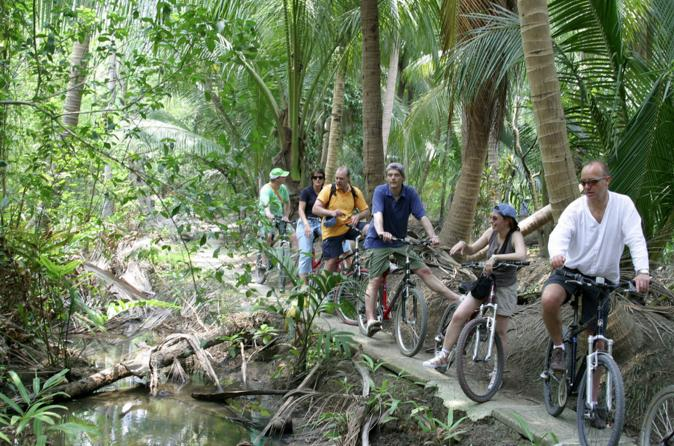 Bangkok Walking & Biking Tours
