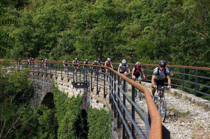 Mountain Biking Parenzana Trail