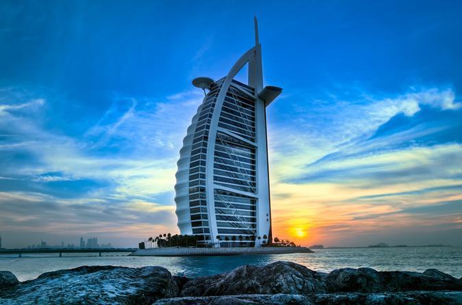 Exclusive private dubai tour with burj khalifa and burj al for Burj al khalifa hotel
