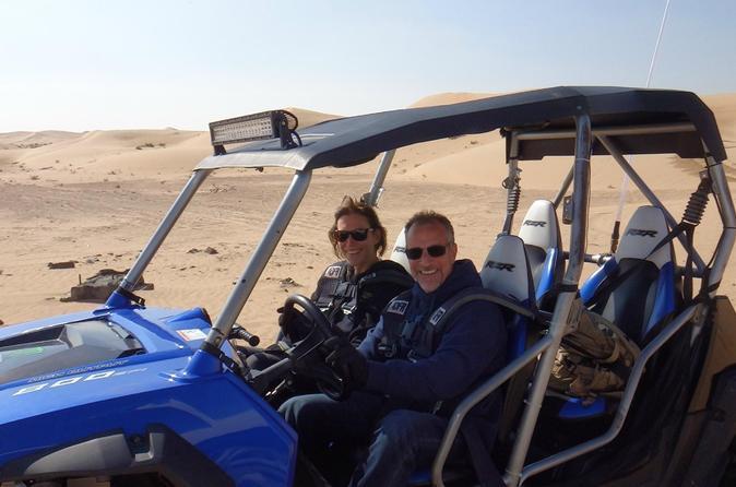 buggy driving abu dhabi