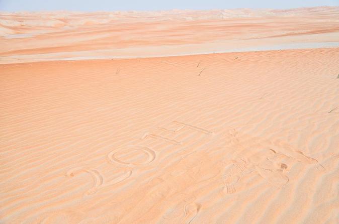 Overnight Desert Safari: Liwa