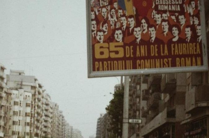 Communist Bucharest History Tour