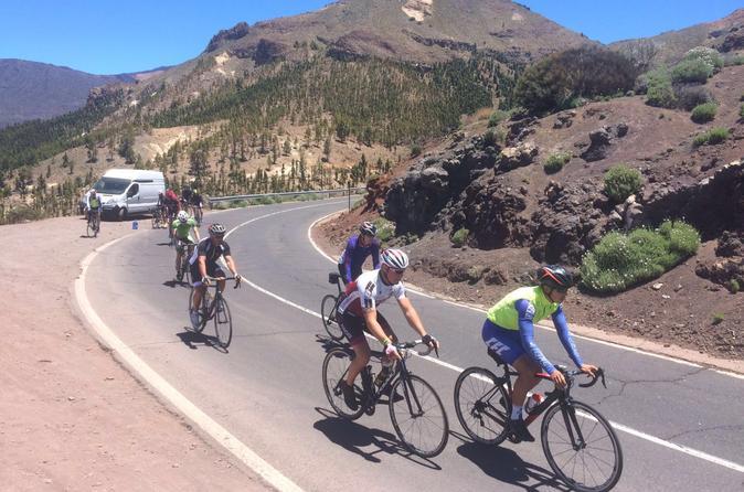 Teide west cycling tour in tenerife in playa de la am ricas 348629