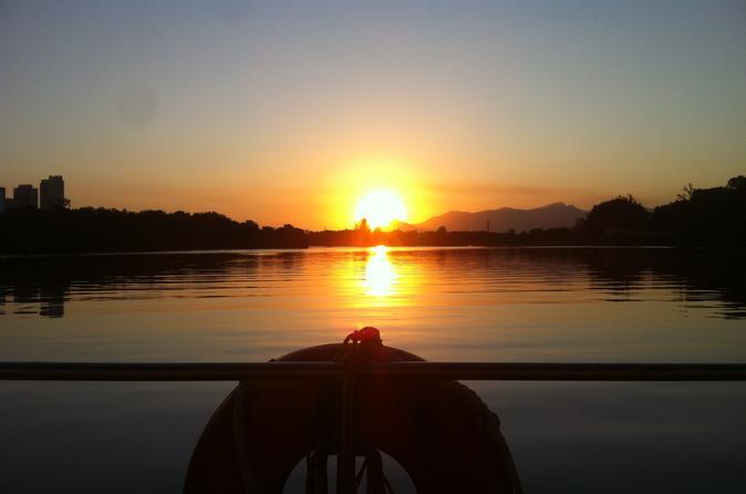 Pantanal Carioca Sunset Cruise in Rio de Janeiro