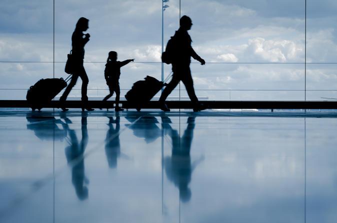 Bucharest Airport Transfer by Minivan