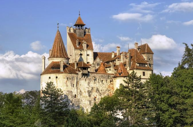 Day trip to dracula s castle from bucharest in bucharest 185527