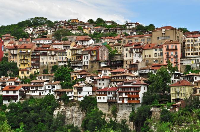 Viagem diurna à Bulgária saindo de Bucareste