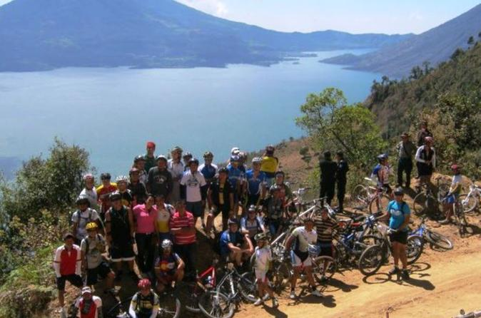 Half-Day Scenic Bicycle Tour from Panajachel